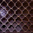 Lattice volume — Stock Photo