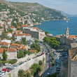 Stock Photo: View to harbor of Dubrovnik