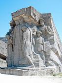 Monument to defenders of Adzhimushkay quarry — Stock Photo