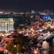 Night Kiev, Ukraine — Stock Photo #36390331