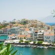 Agios Nikolaos, Crete, Greece — Stock Photo