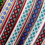 Ukrainian ornaments — Stock Photo