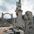 Stock Photo: Ancient ruins in Ephesus, Turkey