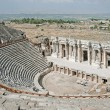 Ruins of theater in ancient Hierapolis, Turkey 2 — Stock Photo #37562015