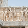 Stock Photo: Detailed arch of Hadrian's Temple, Ephesus, Turkey