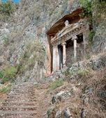 The Tomb of Amyntas — Stock Photo