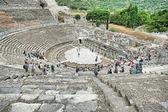 Great Theater in Ephesus, Turkey — Stock Photo