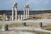 Acrópolis en pamukkale, turquía — Foto de Stock