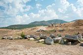 Restos de piedra — Foto de Stock