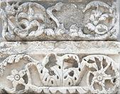 The fragment of Ephesus architecture, Turkey — Stock Photo
