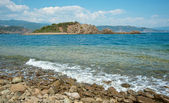 Small isle panorama in Turkey 2 — Stock Photo