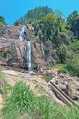 Cachoeira de ramboda, sri lanka — Foto Stock