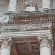 The facade element of Celsus Library — Stock Photo #44954819