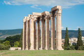 Temple of Olympian Zeus in Athens, Greece 2 — Stock Photo
