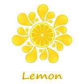 Juicy lemon — Stock Photo