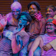 Holi Festival in India — Stock Photo #41940825