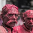 Holi Festival in India — Stock Photo #41940915