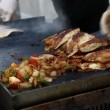 Grilled Fishes — Stock Video #42130803