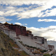Stock Photo: PotalPalace in Lhasa, Tibet