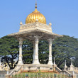 Stock Photo: Maharaja's pavillon in India