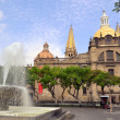 Guadalajara cathedral, Jalisco (Mexico) — Stock Photo