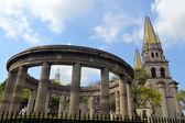 собор, халиско гвадалахары (мексика) — Стоковое фото