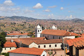 Sucre, capital of Bolivia - the white city — Stock Photo