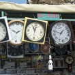 图库照片: Wall clock shop