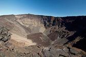 Piton de la Fournaise volcano — Stock Photo