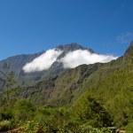Hike in Reunion — Stok fotoğraf