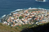 Garachico - View from above — Foto Stock