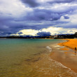El Sardinero beach. Santander. Spain. — Stock Photo #37843175