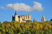 Alcazar of Segovia. Spain. — Stock Photo