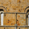 Stock Photo: Romanesque Collegiate. Cantabria. Spain.