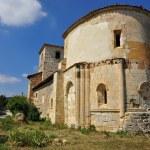 Romanesque church. Medina de Pomar. Spain. — Stock Photo #41217465