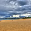 El Sardinero beach. Santander. Spain. — Stock Photo #41218939