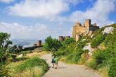 Loarre Castle.Huesca. Spain. — Stock Photo