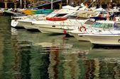 Marina. Santander. Spain. — Stock Photo