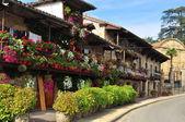 Villacarriedo. Cantabria. Spain. — Stock Photo