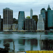 Stock Photo: Profile of Manhattan. New York. USA.