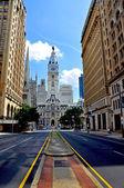 Town hall. Philadelphia. USA. — Stock Photo