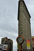 Flatiron Building. New York. USA. — Stock Photo