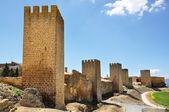 Artajona. Navarre. Spain. — Stock Photo