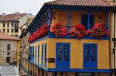 The Fontan square. Oviedo. Asturias. Spain. — Stockfoto