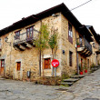 Stock Photo: Street. Pueblde Sanabria. Spain.