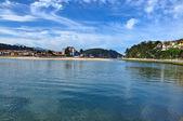 Ribadesella. Asturias. Spain. — Foto de Stock
