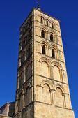 San Esteban Segovia. Spain. — Stock Photo