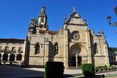 San Severino. Balamseda. Biskay. Spain. — Stock Photo