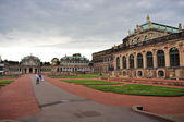 Zwinger Palace. Dresde. Germany — Stock Photo