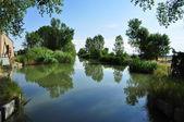 Channel of Castile. Valladolid. Spain. — Foto de Stock